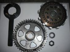 AF 6 PLATE CLUTCH 46 TOOTH   with LI/SX/TV PUSHROD